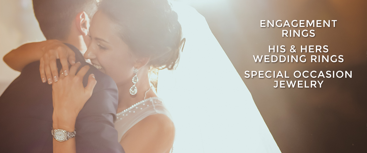 Special occasion jewelry in Winona, MN - Engagement rings, Wedding rings