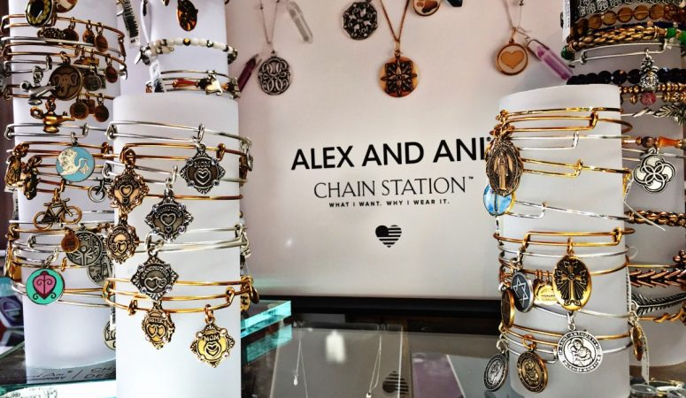 Weekly Feature: Alex And Ani Jewelry