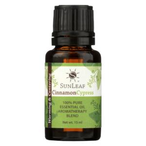 cinnamon cypress essential oil