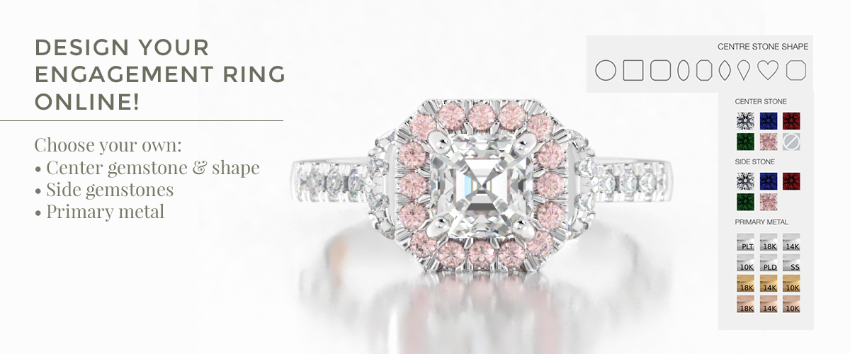 Design your engagement ring online