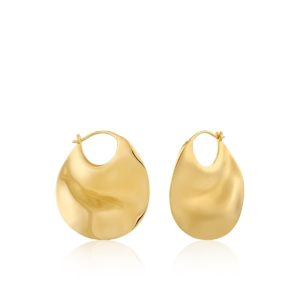 Ania Haie Gold Earrings
