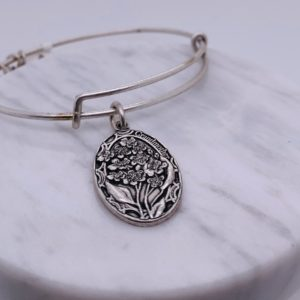 Alex and Ani Silver Grandmother